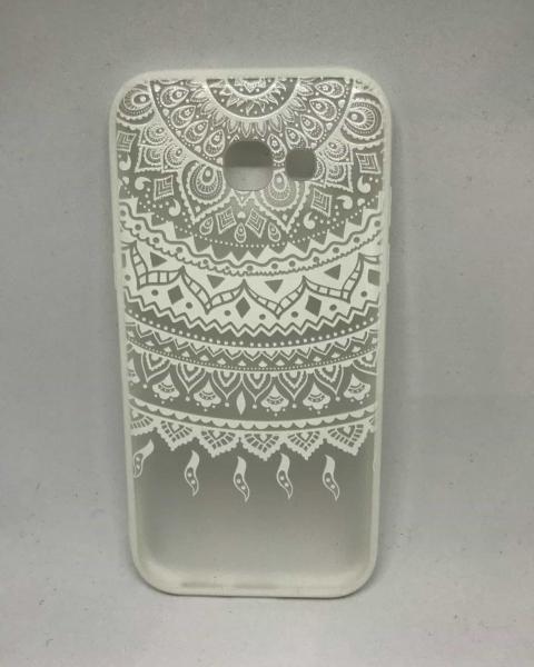Husa Henna Tribal White Samsung Galaxy A5 2017 [0]