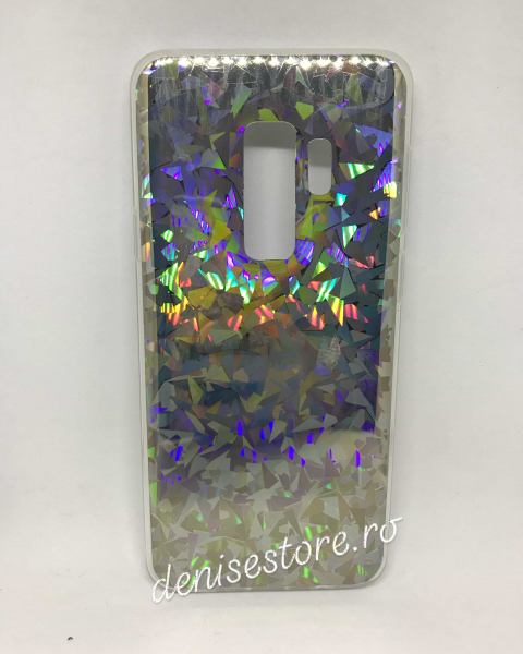 Husa Holographic Shape Samsung Galaxy S9 Plus 0