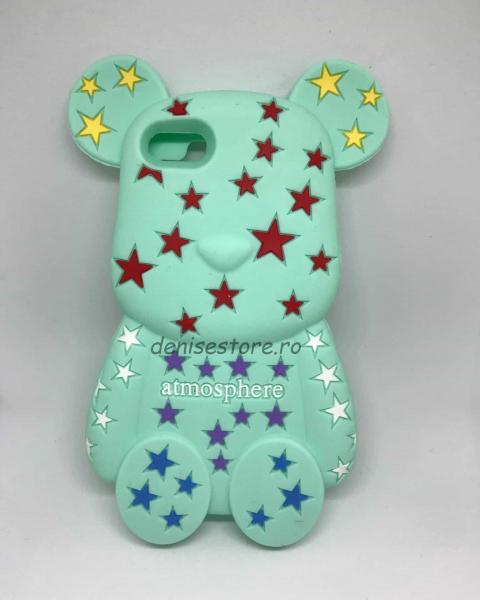 Husa Bear Mint iPhone 5/5s/SE [0]