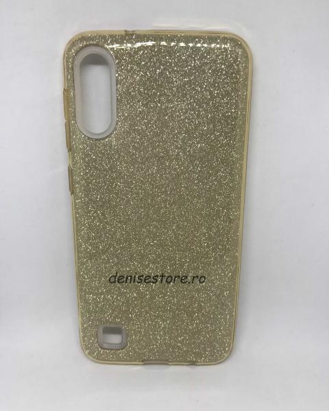 Husa Glitter Gold Samsung Galaxy A10 0
