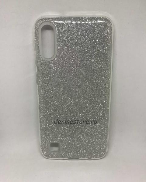 Husa Glitter Silver Samsung Galaxy A10 [0]