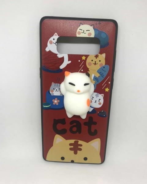 Husa Squishy Cat Samsung Galaxy Note 8 0