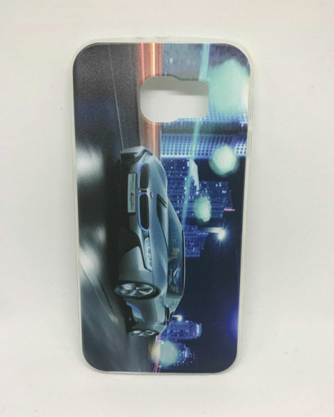 Husa BMW Blue Samsung Galaxy S6 0