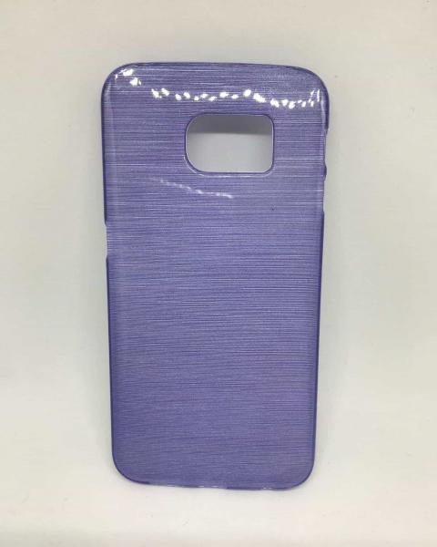 Husa Simple Purple Samsung Galaxy S6 Edge 0