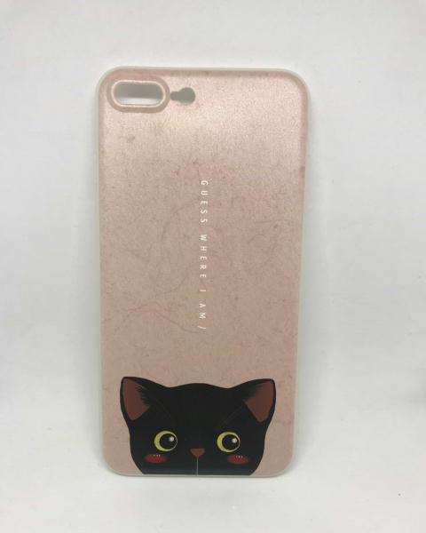 Husa Cat Guess iPhone 7 Plus / iPhone 8 Plus 0