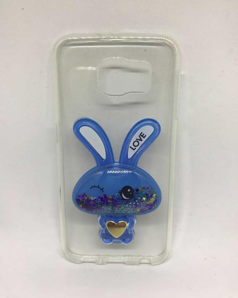 Husa Blue Rabbit Samsung Galaxy S6 0