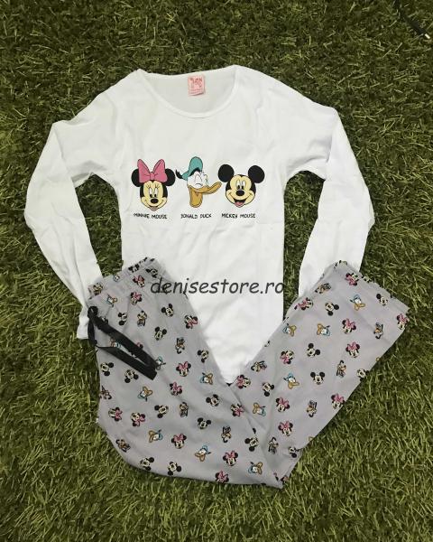 Pijama Disney Long 0