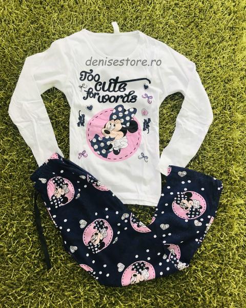 Pijama Minnie Cute Purple [0]