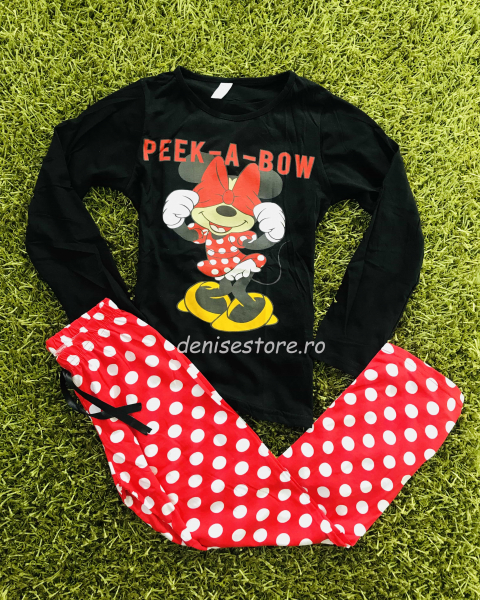 Pijama Peek Black 0