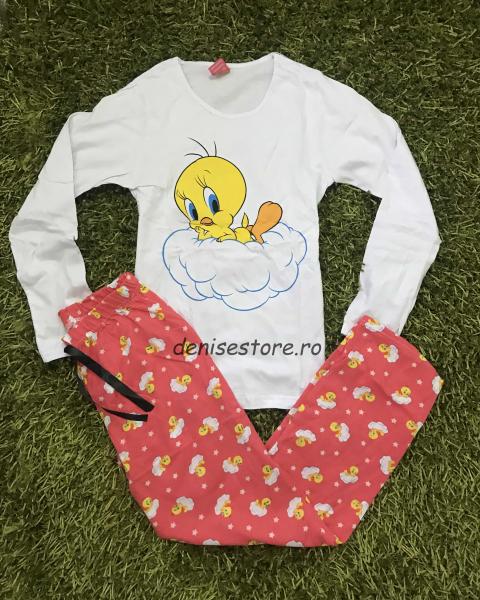 Pijama Tweety Cloud 0