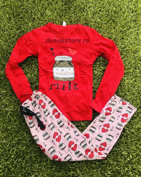 Pijama Nutella Red [0]