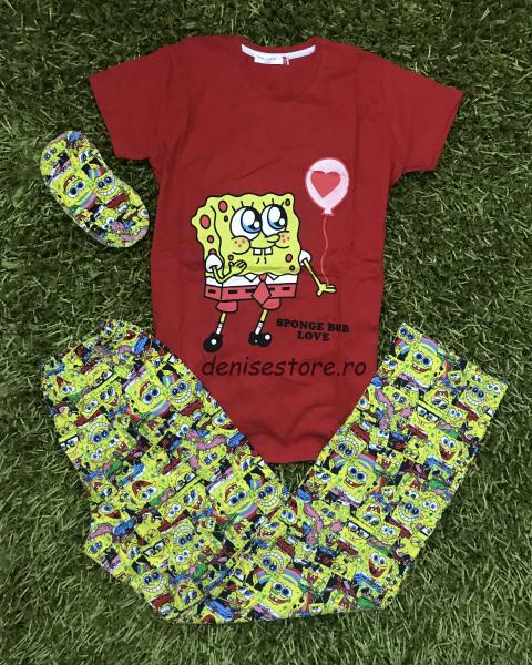 Pijama Sponge Bob 0
