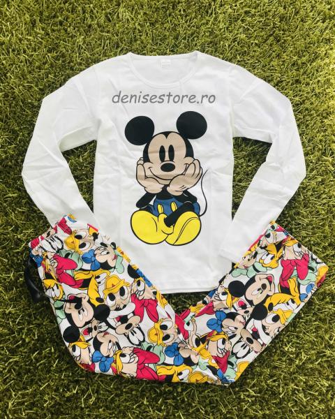 Pijama Mickey Cute (mic defect - poza 2) [0]