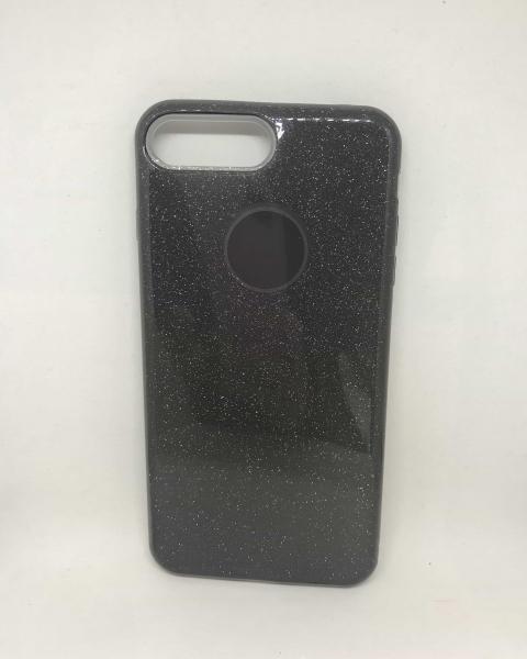 Husa Glitter Black iPhone 7 Plus / iPhone 8 Plus [0]