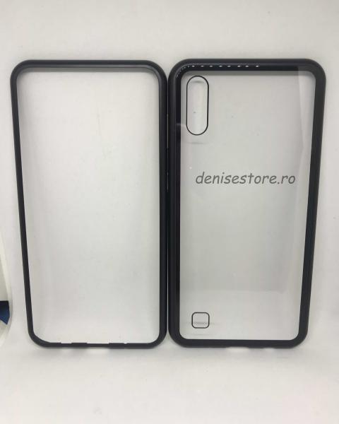 Husa 360 Inchidere Magnetica Black Samsung Galaxy A10 1