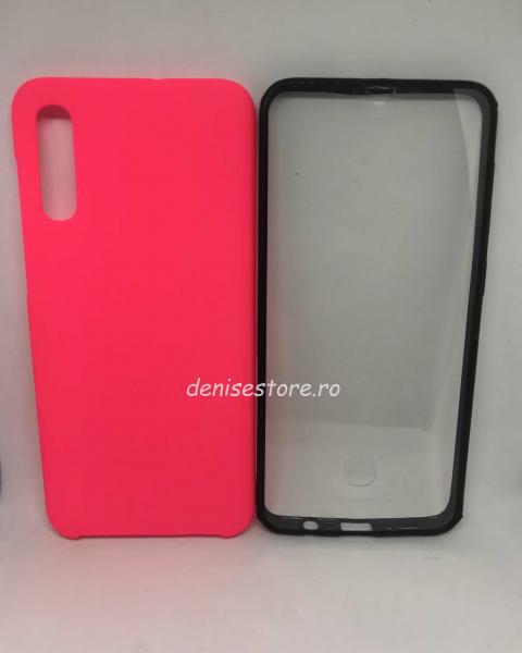 Husa 360 Pink Neon Samsung Galaxy A50 [0]