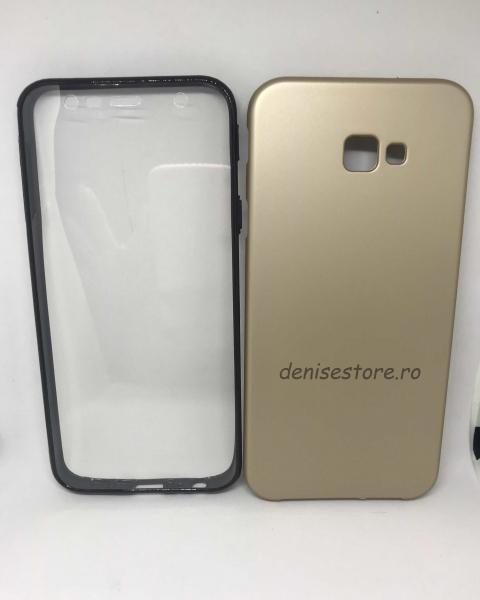 Husa 360 Gold Samsung Galaxy J4 Plus 2018 0