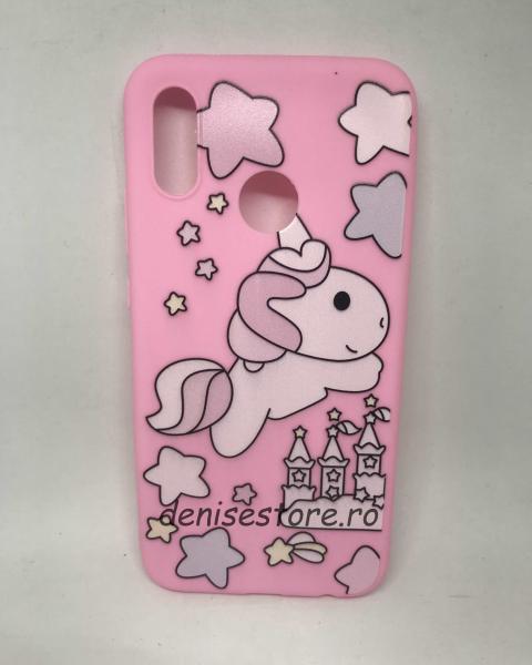 Husa Pink Unicorn Huawei P20 Lite 0