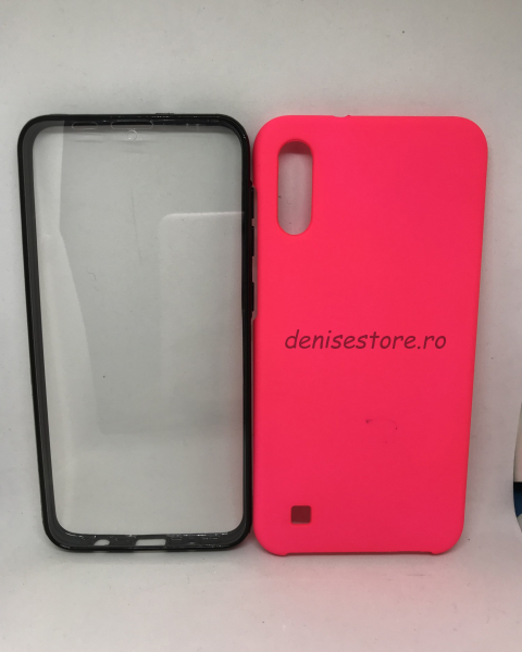 Husa 360 Pink Neon Samsung Galaxy A10 0