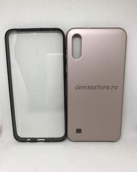 Husa 360 Gold Rose Samsung Galaxy A10 0