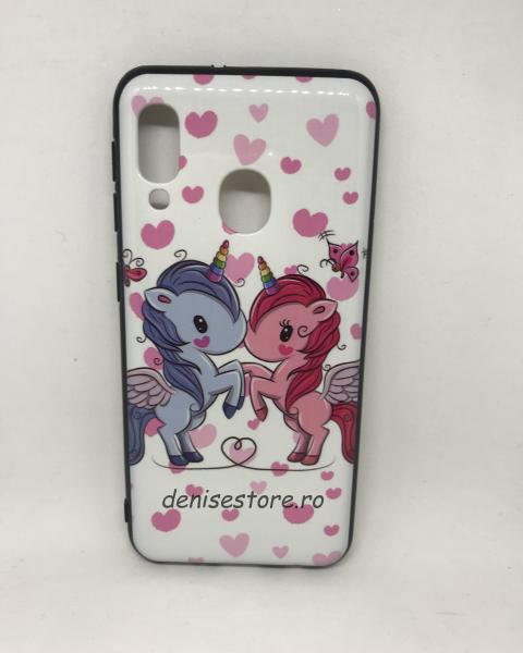 Husa Unicorni Love Samsung Galaxy A20e 0