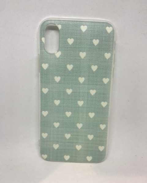 Husa Hearts iPhone X / XS [0]