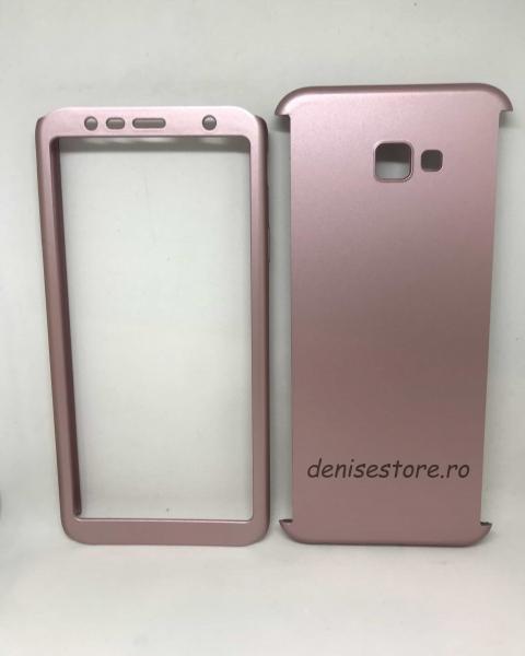 Husa 360 Plastic Rose Samsung Galaxy J4 Plus 2018 [0]
