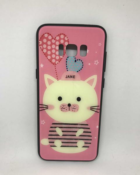 Husa Jane Cat Samsung Galaxy S8 Plus 0