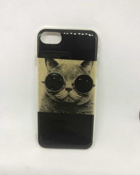 Husa Swag Cat iPhone 7 / iPhone 8 0