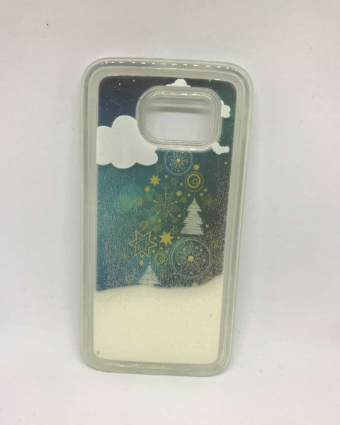 Husa Lichid Winter Samsung Galaxy S6 0