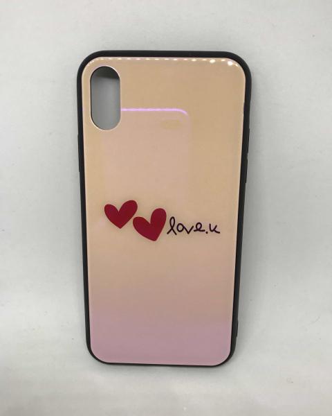 Husa Love u iPhone X / XS 0