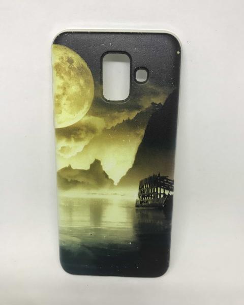 Husa Full Moon Samsung Galaxy A6 2018 0