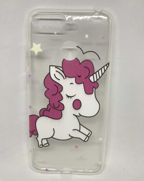 Husa Magic Unicorn Huawei Y6 2018 0