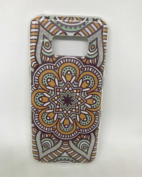 Husa Mandala Glitter Samsung Galaxy S8 Plus 0