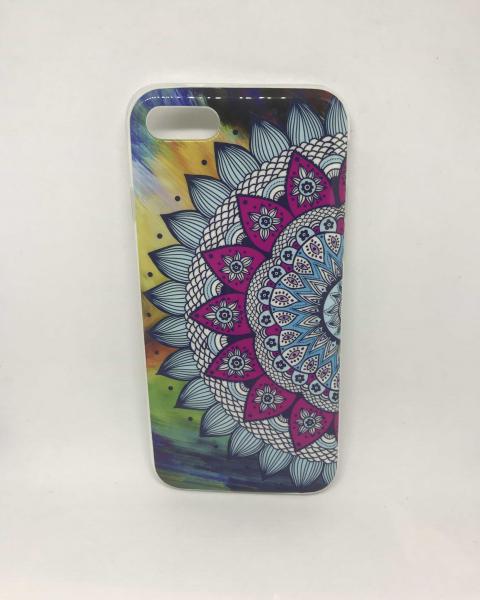 Husa Half Mandala iPhone 7 / iPhone 8 0