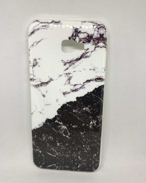 Husa Marble 2 in 1 Samsung Galaxy J4 Plus 2018 [0]