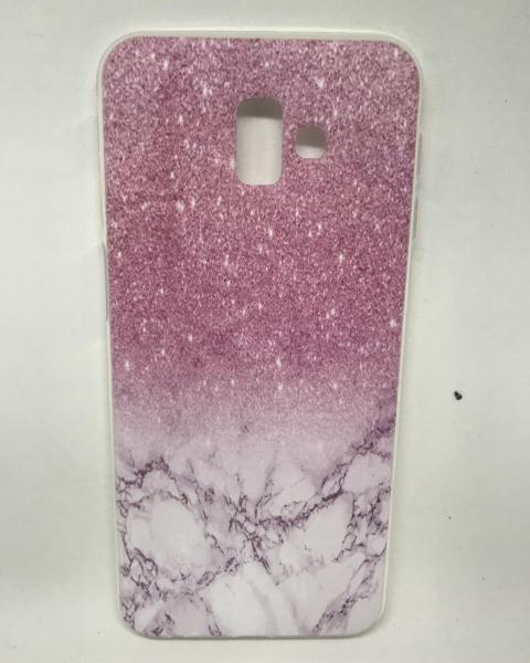 Husa Marble Pink Samsung Galaxy J6 Plus 2018 0