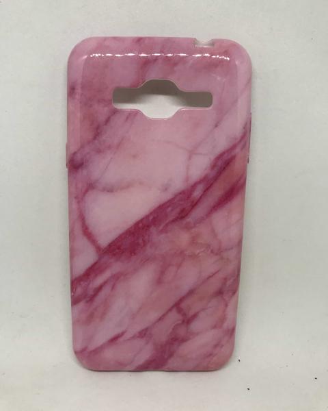Husa Marble Pink Samsung Galaxy J3 2016 [0]