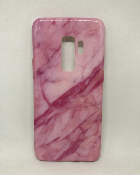 Husa Marble Pink Samsung Galaxy S9 Plus [0]