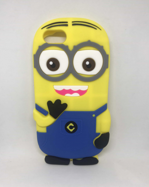 Husa 3D Minion iPhone 7 / iPhone 8 [0]