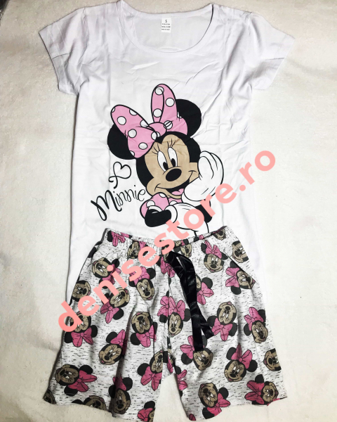 Pijama Minnie Roz 0