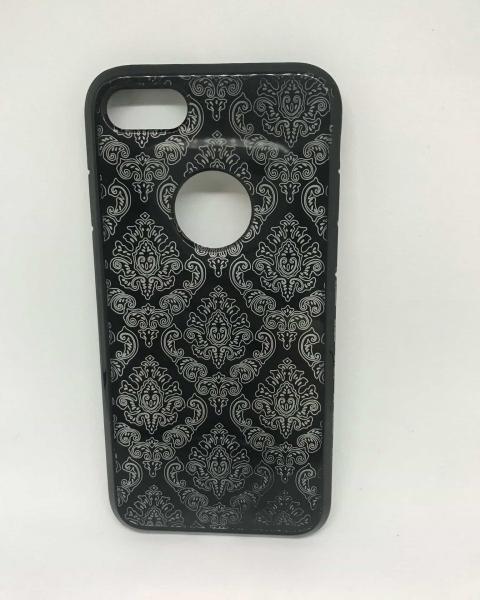Husa Tribal Black iPhone 7 / iPhone 8 0