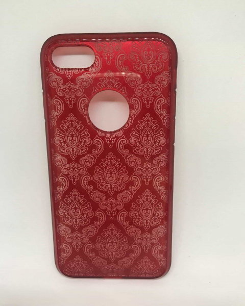 Husa Tribal Red iPhone 7 / iPhone 8 0