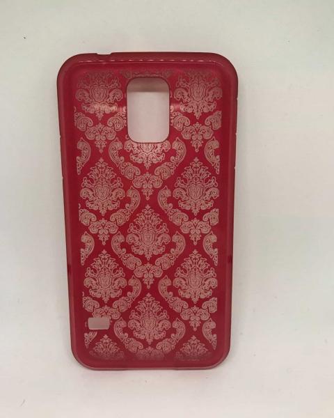 Husa Tribal Red Samsung S5/S5 Neo 0