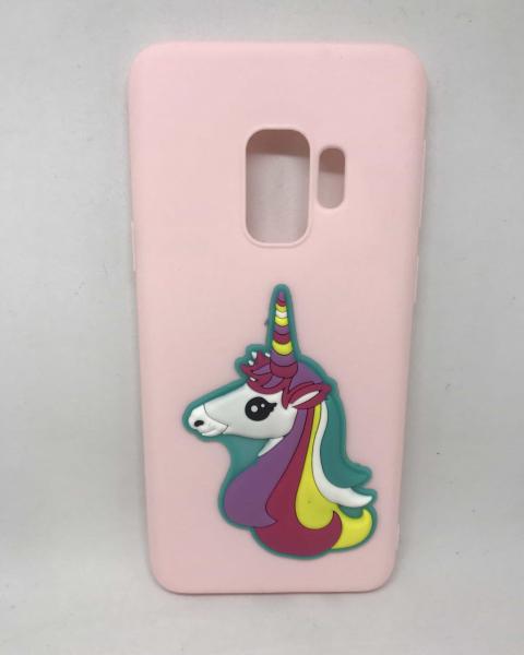 Husa Pink Unicorn Samsung Galaxy S9 [0]