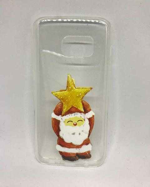 Husa Santa Samsung Galaxy S7 0
