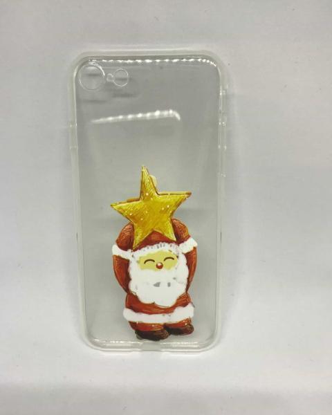 Husa Santa iPhone 7 / iPhone 8 0