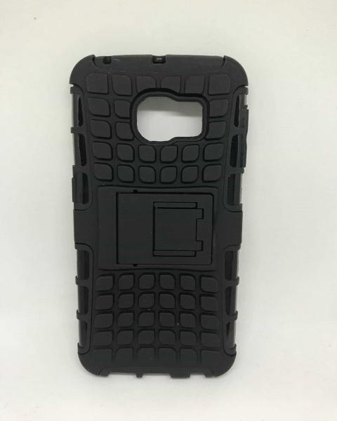 Husa Armor Black Samsung Galaxy S6 Edge 0