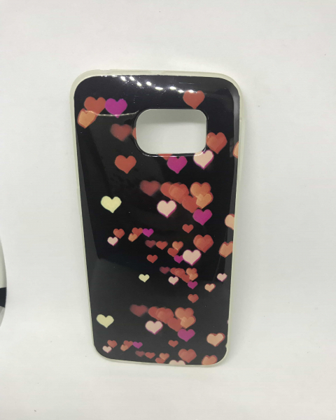 Husa Hearts Samsung Galaxy S6 Edge 0