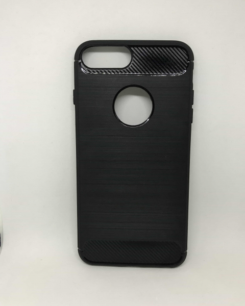 Husa Carbon Black iPhone 7 Plus / iPhone 8 Plus 0